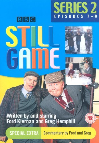 Watch Movie Still Game - Season 2