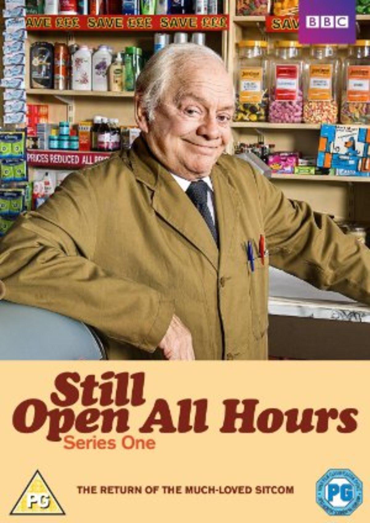 Watch Movie Still Open All Hours - Season 4
