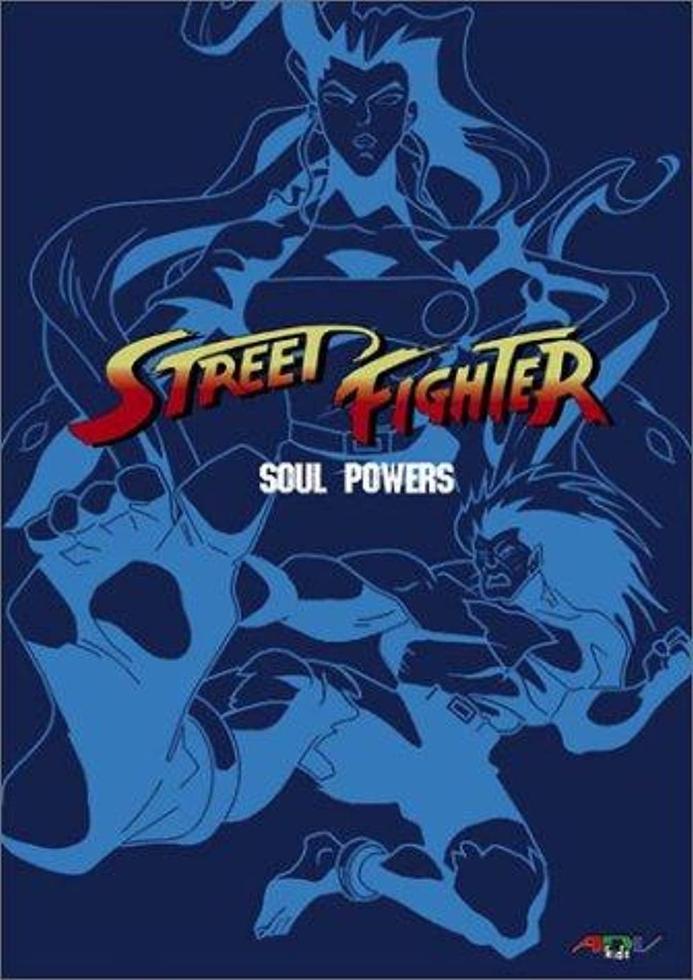 Watch Movie Street Fighter: The Animated Series - Season 1