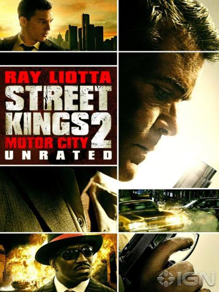 Watch Movie Street Kings 2: Motor City