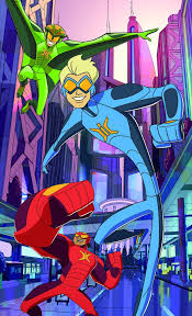 Watch Movie Stretch Armstrong & the Flex Fighters - Season 1