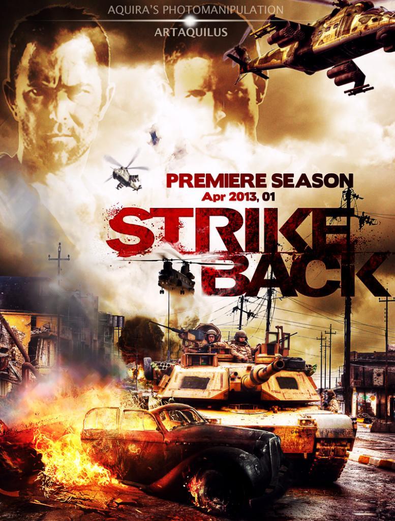 Watch Movie Strike Back - Season 3