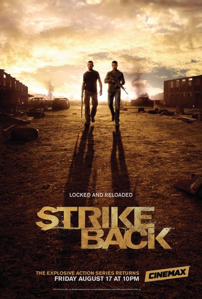 Watch Movie Strike Back - Season 4