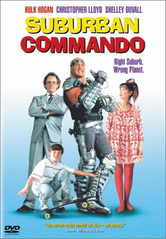 Watch Movie Suburban Commando