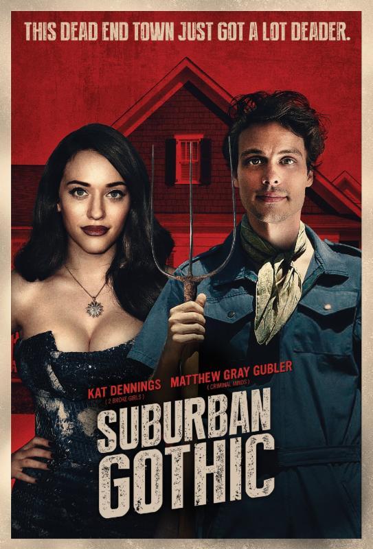 Watch Movie Suburban Gothic