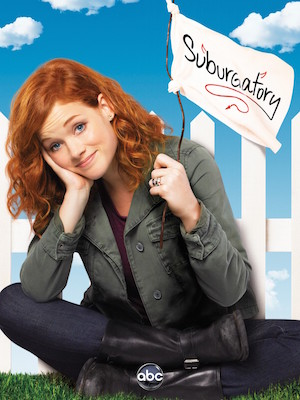 Watch Movie Suburgatory - Season 3