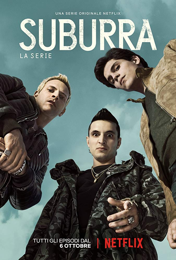 Watch Movie Suburra - Season 2