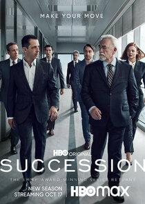 Watch Movie Succession - Season 3