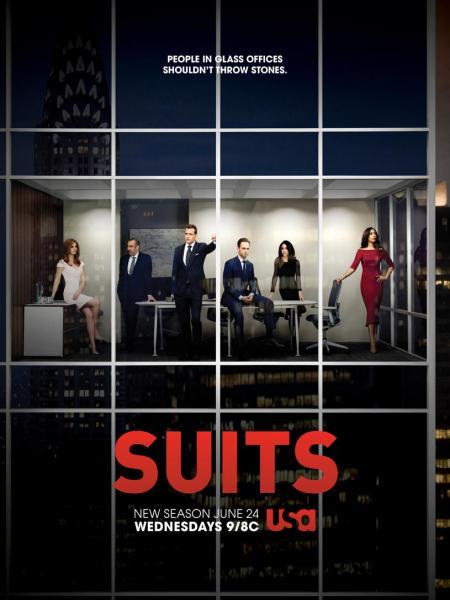 Watch Movie Suits - Season 5