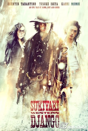 Watch Movie Sukiyaki Western Django