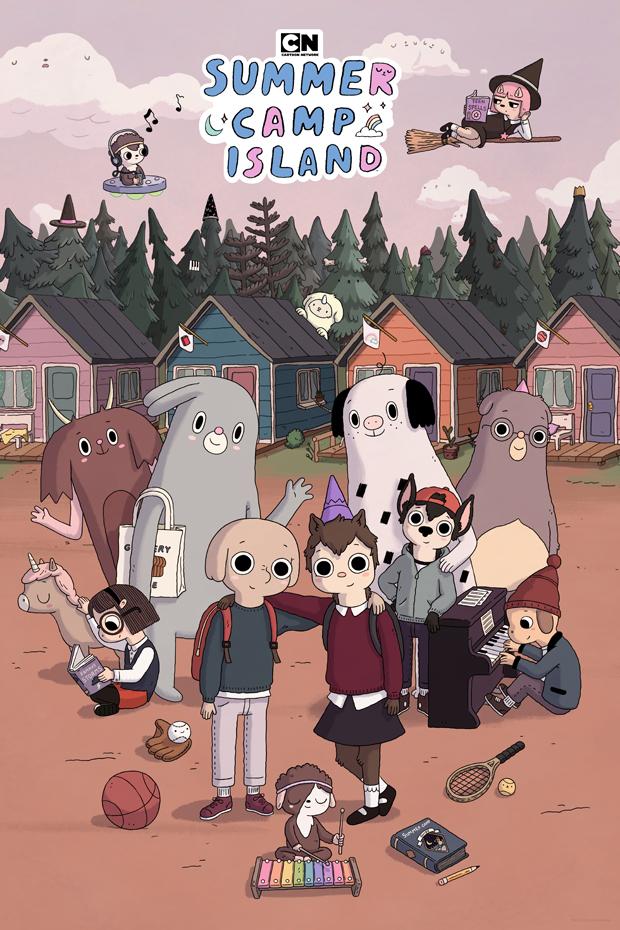 Watch Movie Summer Camp Island - Season 2