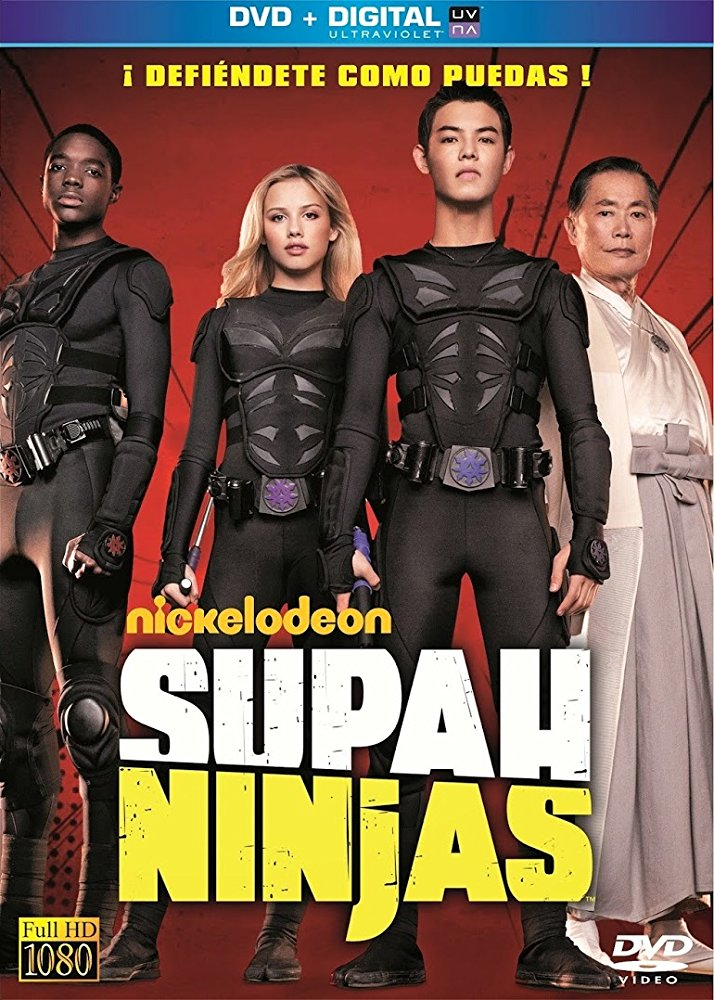 Watch Movie Supah Ninjas - Season 2