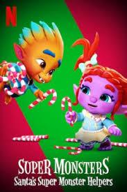 Watch Movie Super Monsters: Santa's Super Monster Helpers