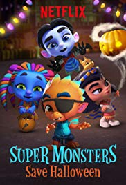 Watch Movie Super Monsters Save Halloween