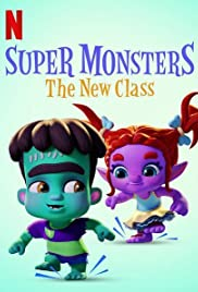 Watch Movie Super Monsters: The New Class