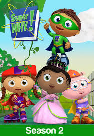 Watch Movie Super Why! - Season 2