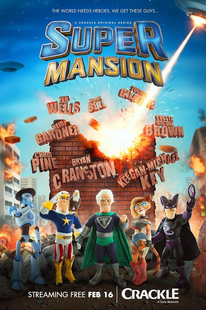 Watch Movie SuperMansion - Season 2