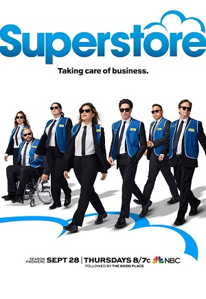 Watch Movie Superstore - Season 3