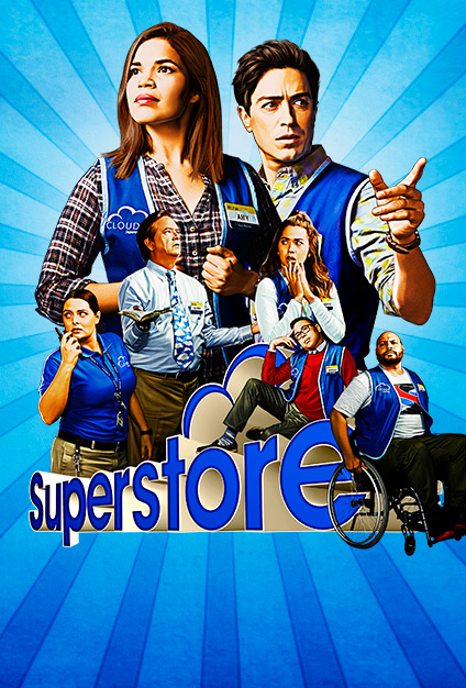 Watch Movie Superstore - Season 4