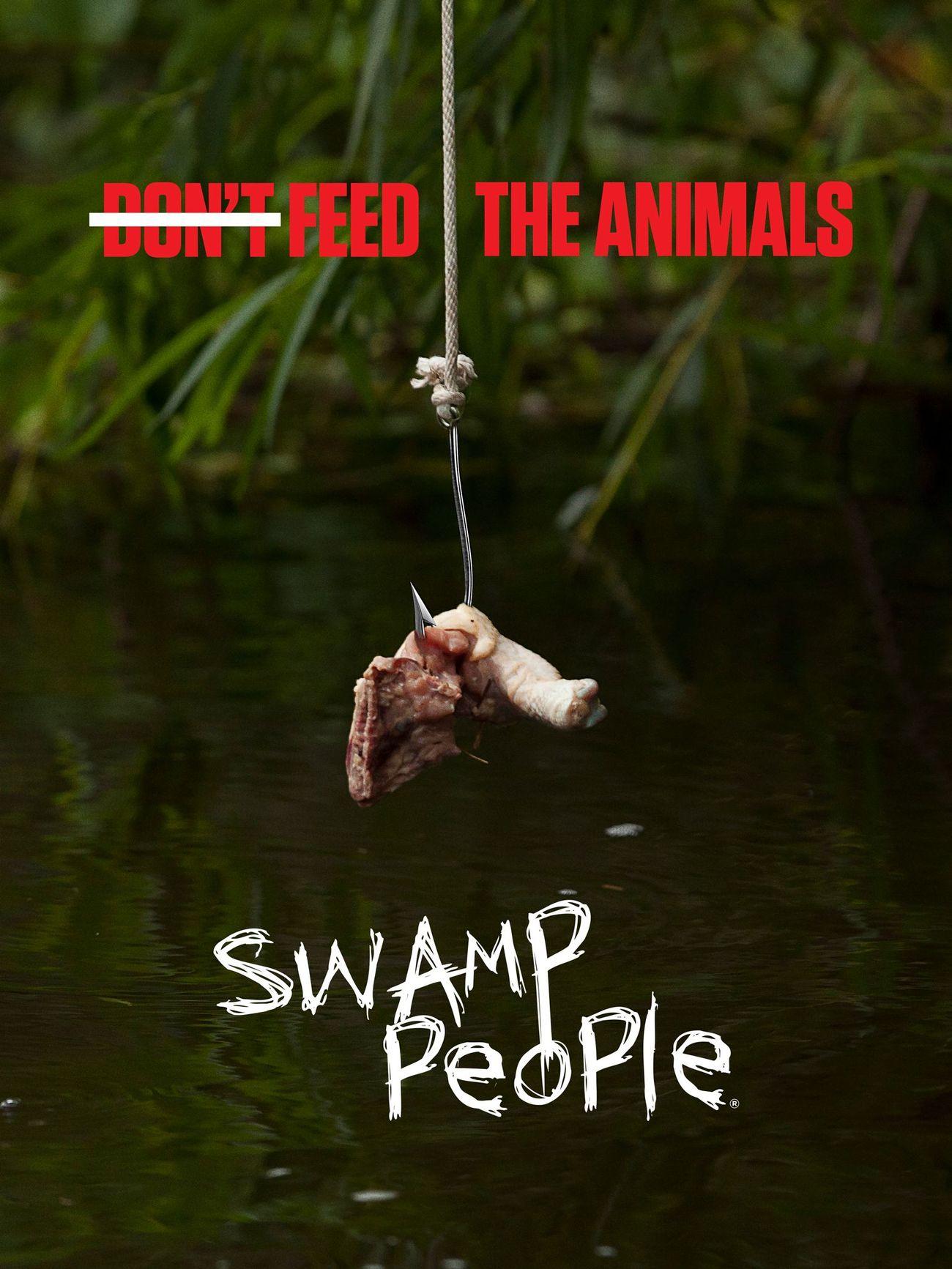 Watch Movie Swamp People - Season 3