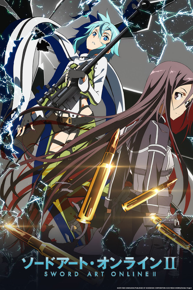 Watch Movie Sword Art Online II (English Audio)