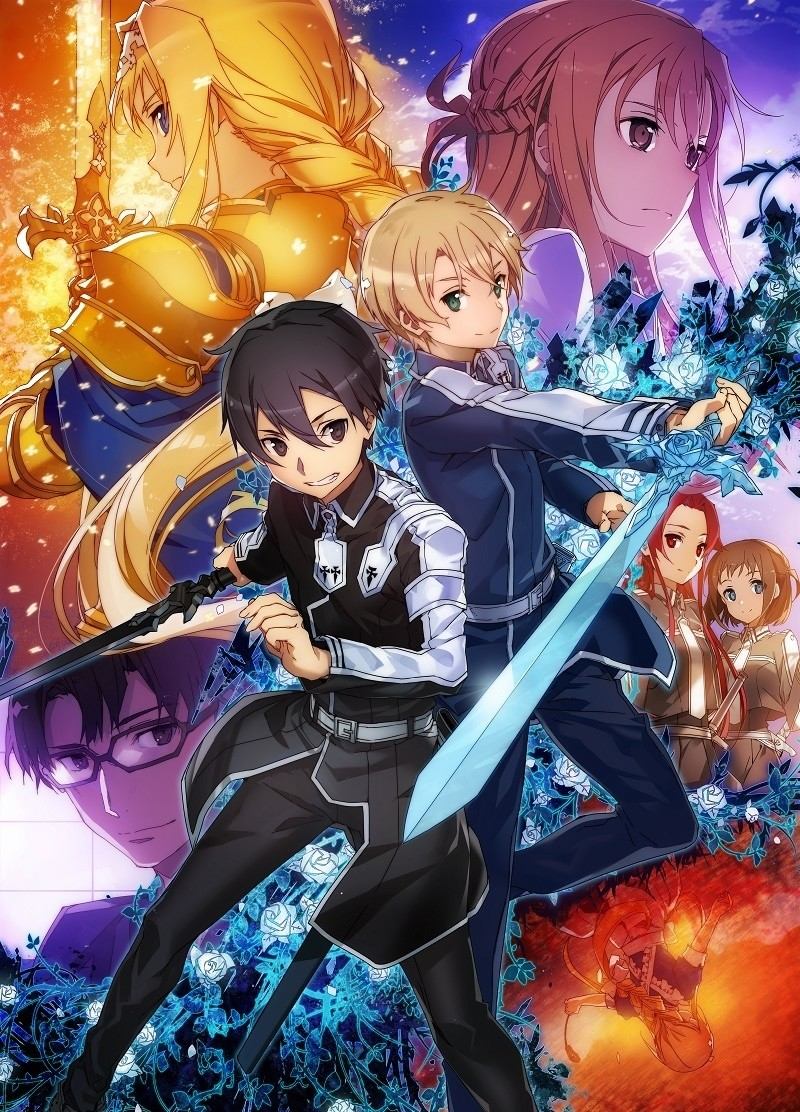 Watch Movie Sword Art Online - Season 3
