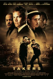 Watch Movie Takers