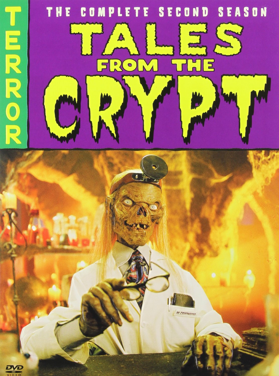Watch Movie Tales From The Crypt - Season 2
