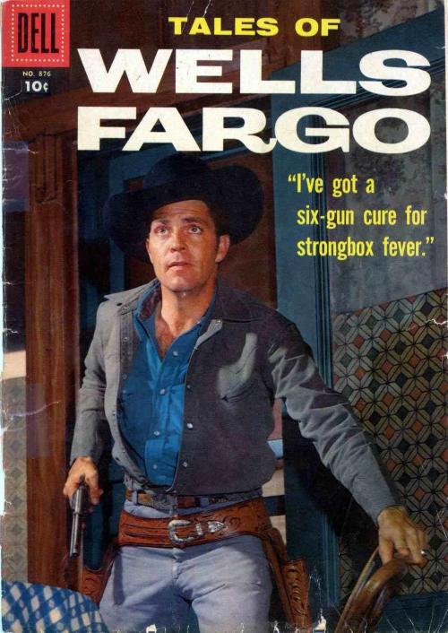 Watch Movie Tales of Wells Fargo - Season 1