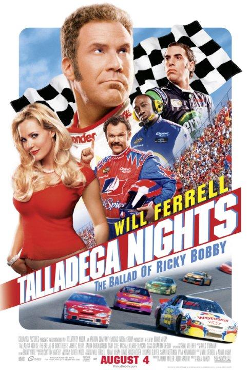 Watch Movie Talladega Nights: The Ballad Of Ricky Bobby