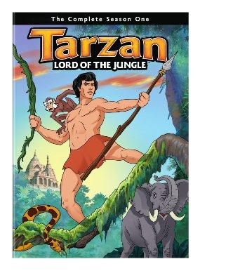 Watch Movie Tarzan, Lord of the Jungle - Season 1