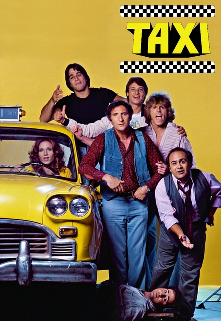 Watch Movie Taxi - Season 3