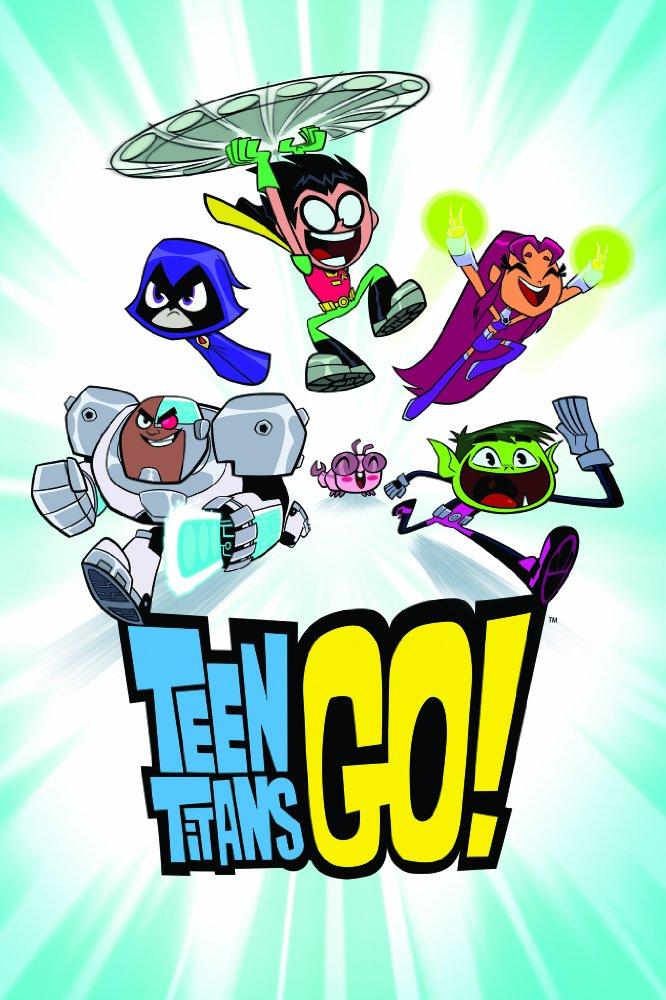 Watch Movie Teen Titans Go! - Season 4