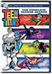 Watch Movie Teen Titans - Season 2