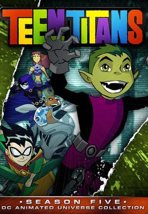 Watch Movie Teen Titans - Season 5