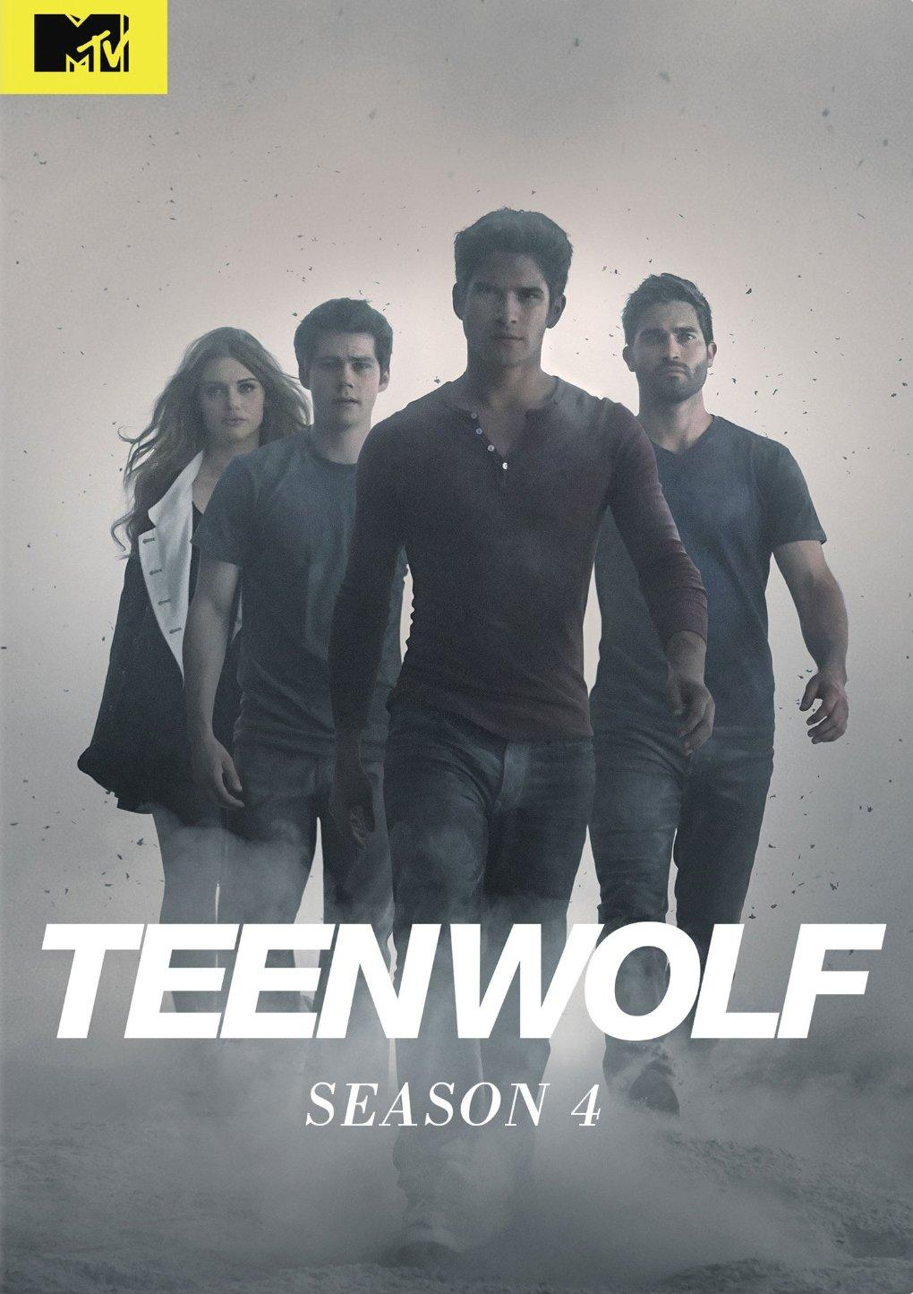 Watch Movie Teen Wolf - Season 4