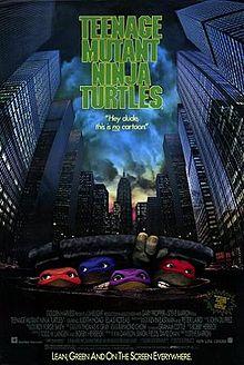 Watch Movie Teenage Mutant Ninja Turtles (1990)