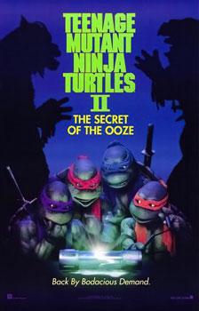 Watch Movie Teenage Mutant Ninja Turtles II: The Secret of the Ooze (1991)
