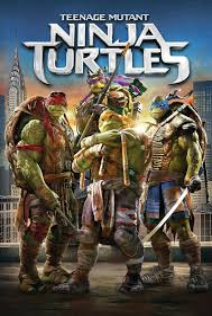 Watch Movie Teenage Mutant Ninja Turtles