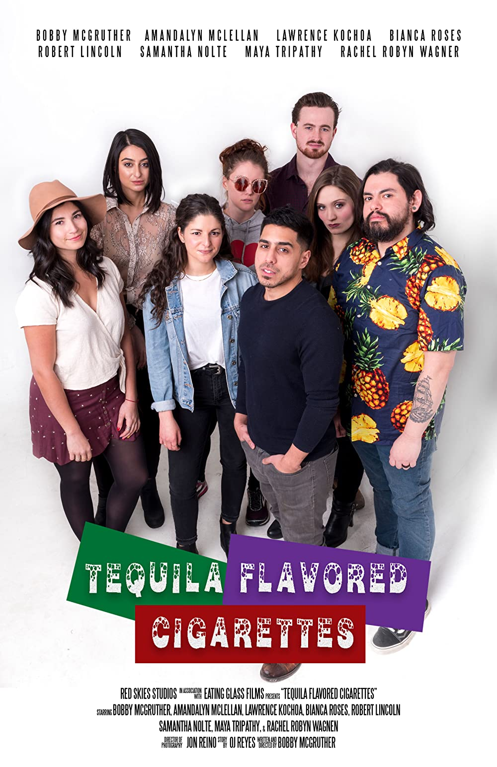 Watch Movie Tequila Flavored Cigarettes