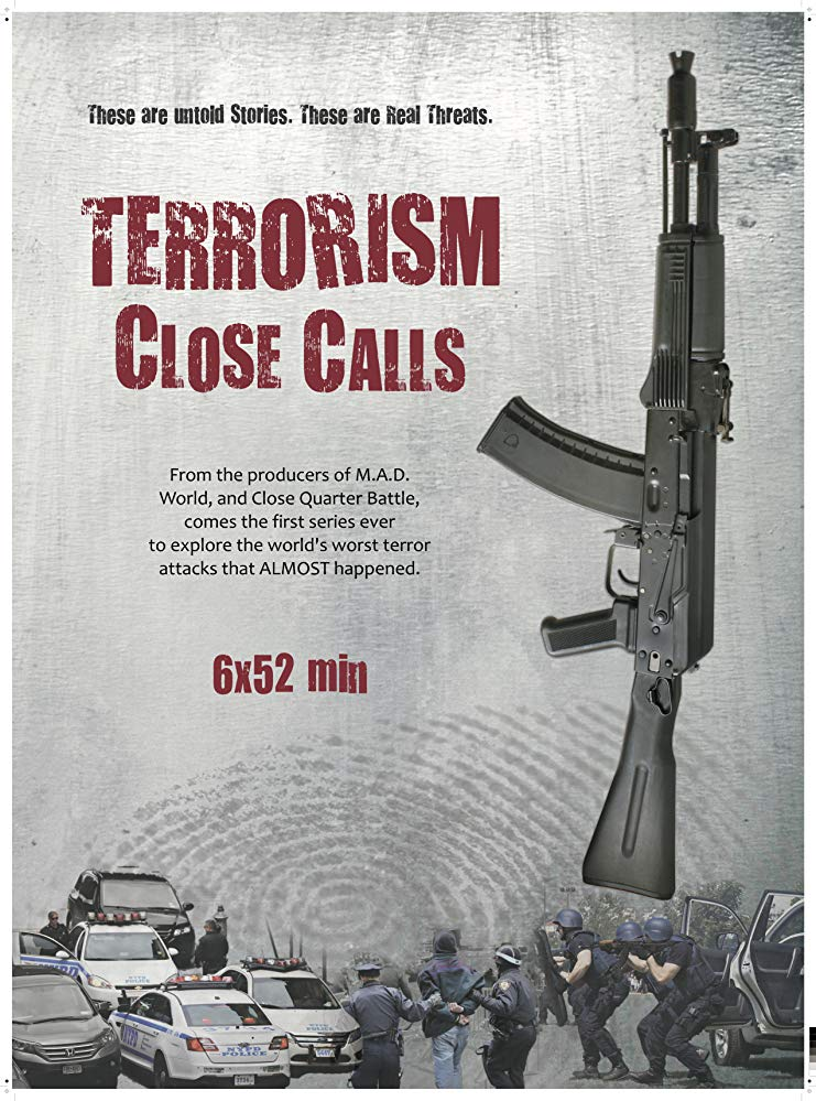 Watch Movie Terrorism Close Calls - Season 1