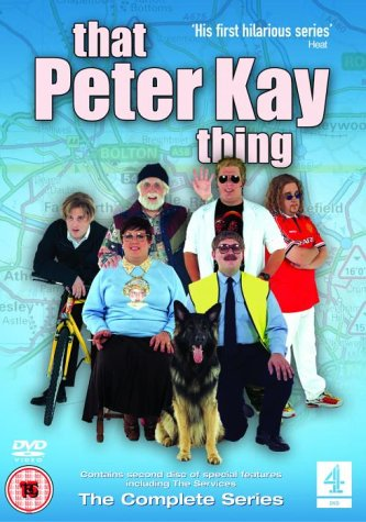 Watch Movie That Peter Kay Thing - Season 1