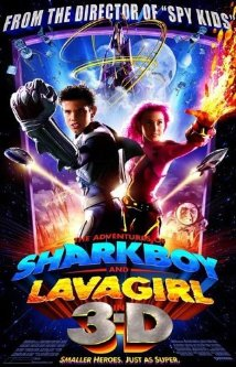 Watch Movie The Adventure of Sharkboy and Lavagirl