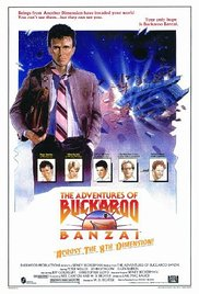 Watch Movie The Adventures of Buckaroo Banzai Across the 8th Dimension