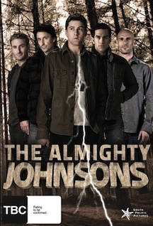 Watch Movie The Almighty Johnsons - Season 3