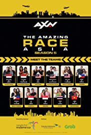 Watch Movie The Amazing Race Asia - Season 1