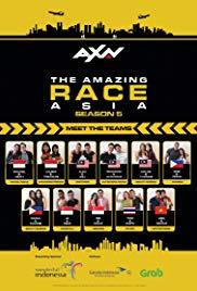 Watch Movie The Amazing Race Asia - Season 3