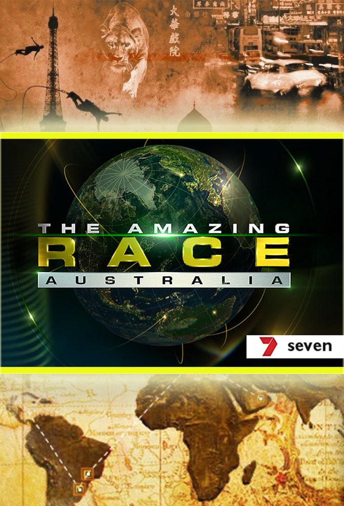 Watch Movie The Amazing Race Australia - Season 5