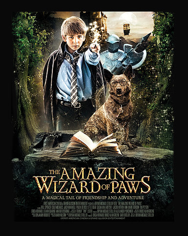 Watch Movie The Amazing Wizard Of Paws