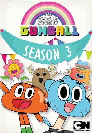 Watch Movie The Amazing World of Gumball - Season 3